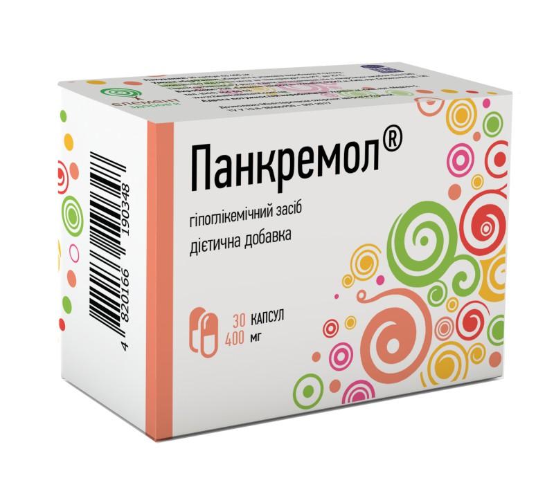 Дієтична добавка Панкремол