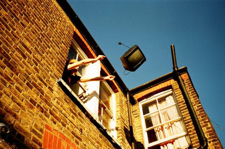Як зменшити негативний вплив телевізора