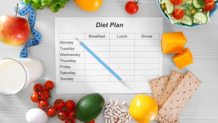 План схуднути до літа