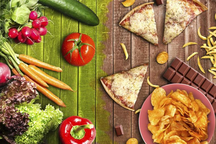 Здорове харчування, щоб схуднути до літа