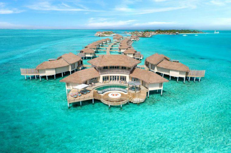 Зимовий відпочинок на Мальдівах